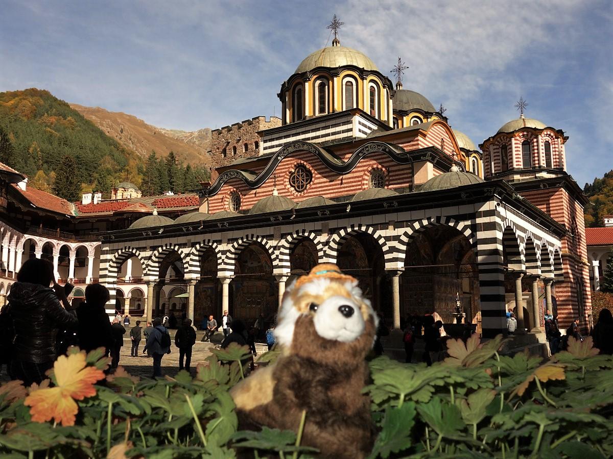 památky v Bulharsku