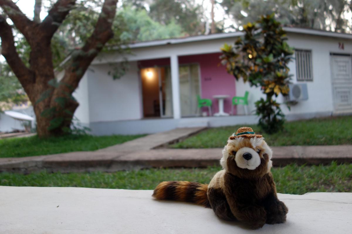 Ubytování v Gambii