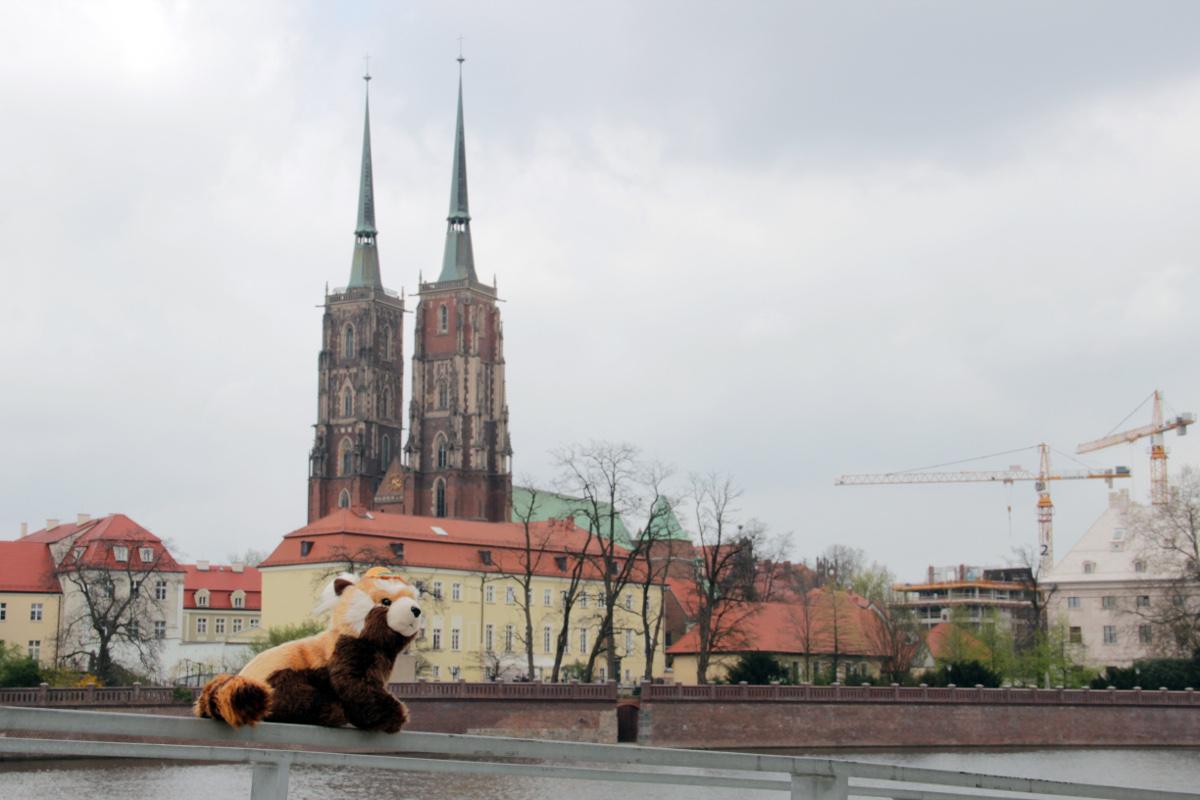 Wroclaw - Katedrála sv. Jana Křtitele