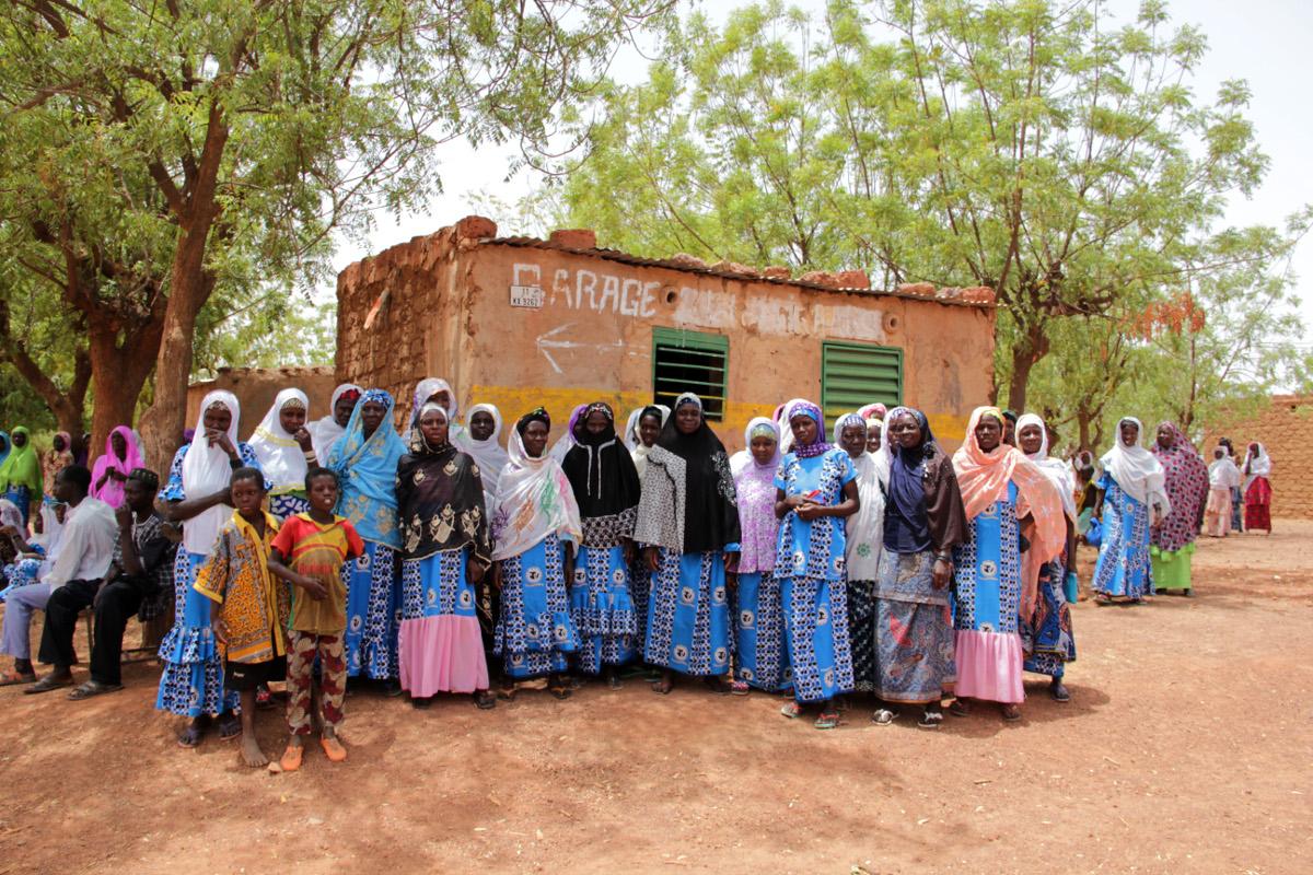 Burkina Faso - svatba